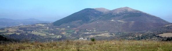 Monte Tezio Pano