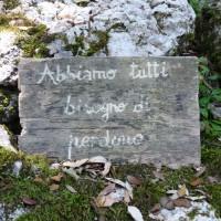 Sul sentiero Francescano di Monte Torre Maggiore