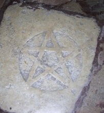 Tempio Sant'Angelo segni pagani