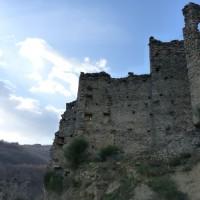 Il Castello di Coceto e il Letto di San Francesco