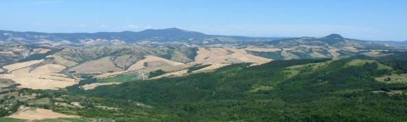 val d'orcia pano