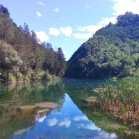 Sellano: Il Lago di Vigi e la Cascata delle Rote