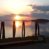 Il periplo dell'Isola Polvese