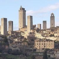"""Le Torri di San Gimignano, la """"Manhattan del medioevo"""""""