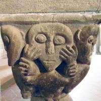 La Pieve di San Pietro a Gropina, tra simbolismo e magia