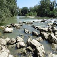 Lungo il Fiume Tevere: da Ponte San Giovanni a Ponte Felcino