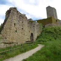 Il Castello di Romena e la Pieve di San Pietro